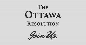 Ottawa Resolution to Restore Freedom
